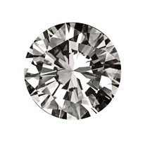2S: .34 ct. Diamond Solitaire Gemstone Loose
