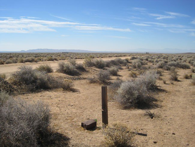 1B: Kern County, CA - 2.22 Acre Lot