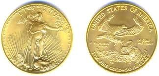 1X: 1 oz Gold Eagle Bullion - Random Date