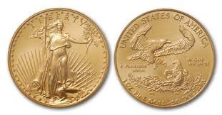 3X: 1 oz Gold Eagle Bullion - Random Date