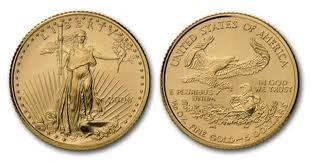 4X: 1 oz Gold Eagle Bullion - Random Date