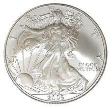 4Y: 1 oz. Random Date UNC US Silver Eagle