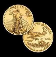 6X: 1 oz Gold Eagle Bullion - Random Date