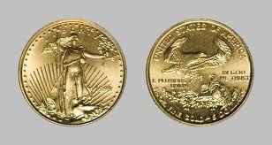 8X: 1 oz Gold Eagle Bullion - Random Date