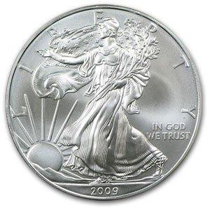 8Y: 1 oz. Random Date UNC US Silver Eagle
