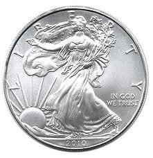 85Y: 1 oz. Random Date UNC US Silver Eagle