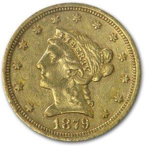 8A: Random Date $ 2.5 Dollar Gold Liberty Head Coin
