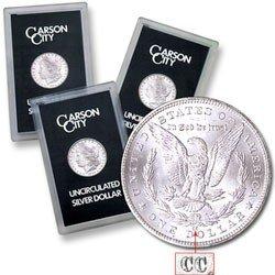 1S: 1882-83-84 Carson City GSA Morgans