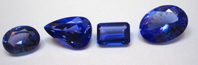 1W: 14.46 tcw Tanzanite Gemstones