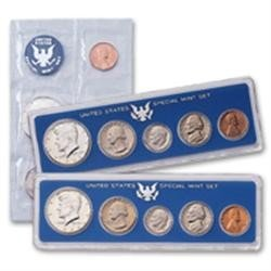 3S: 1965,6,7 Special Mint Sets