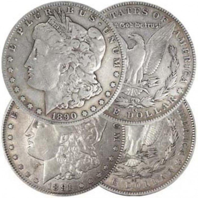 64S: 1890-CC & 1891-CC Morgans