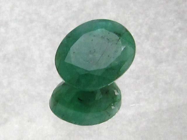 4E: 2.5 ct. Natural Emerald Gemstone