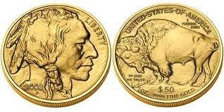 3K: 1 oz Us Gold Buffalo Bullion 24K .9999