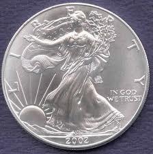 5Y: 1 oz. Random Date UNC US Silver Eagle