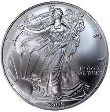 6Y: 1 oz. Random Date UNC US Silver Eagle