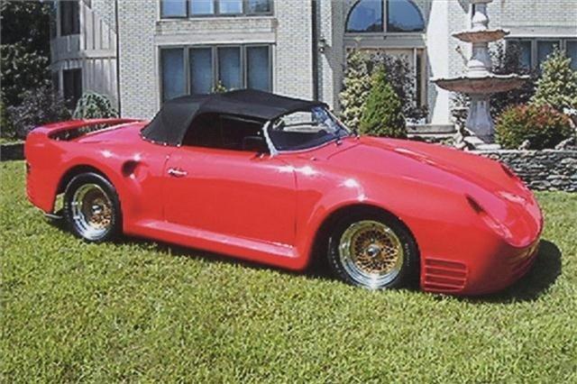 5Q: 2006 Porsche 359 Roadster