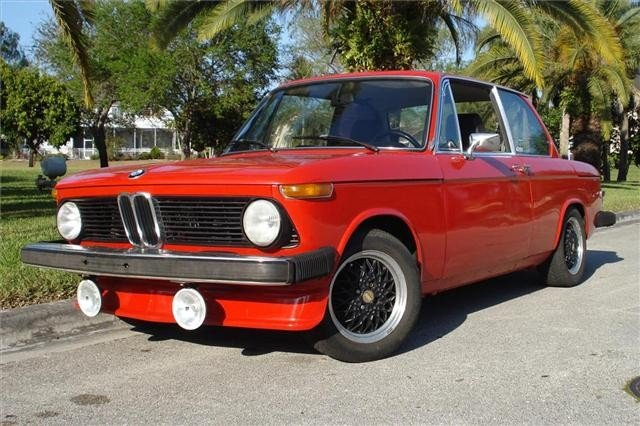 6Q: 1976 BMW 2002 Sport Coupe