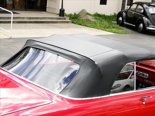 1J: 1962 Chevy Nova - Red Convertible Restored! - 7