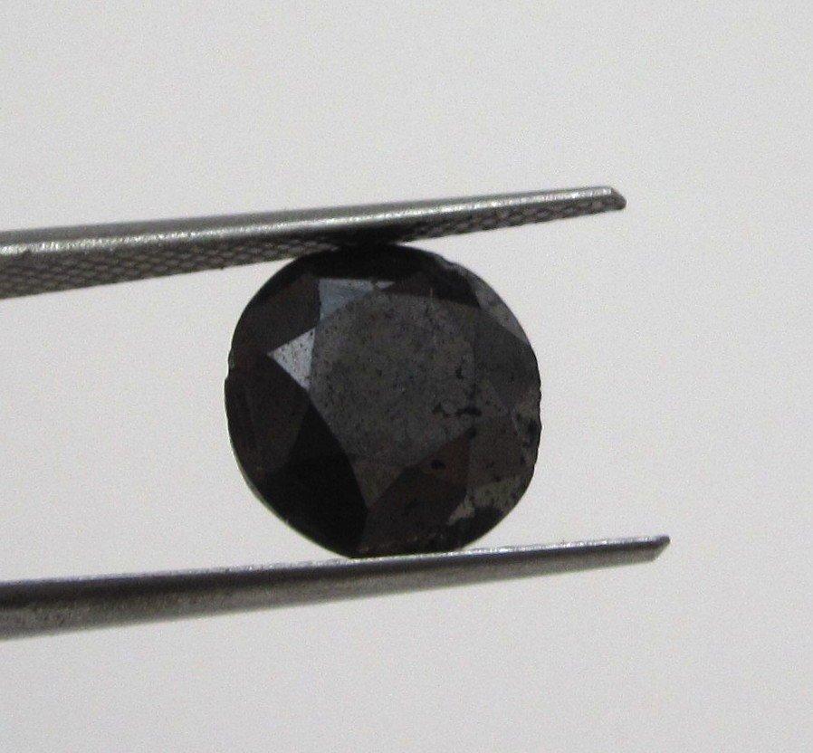 3W: 4.37 Natural Black Diamond
