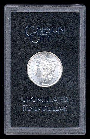 9S: 1884 Carson City Morgan GSA Offering