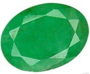 1: A 3 ct. Natural Emerald Gemstone $ 1400 GG GIA
