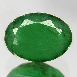3: A 3 ct. Natural Emerald Gemstone $ 1400 GG GIA