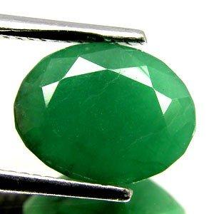 2: A 3 ct. Emerald Gem $ 1500 GG GIA