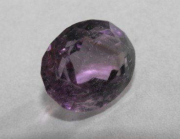 3A: A 4 Ct. natural Amethyst gemstone