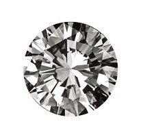 2D: 0.32 ct. Round-Cut Loose Diamond (E, I1) -