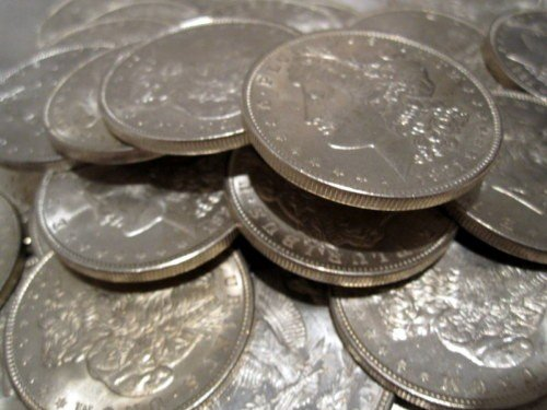 5S: (20) UNC Morgan Dollars - Nice Lot!