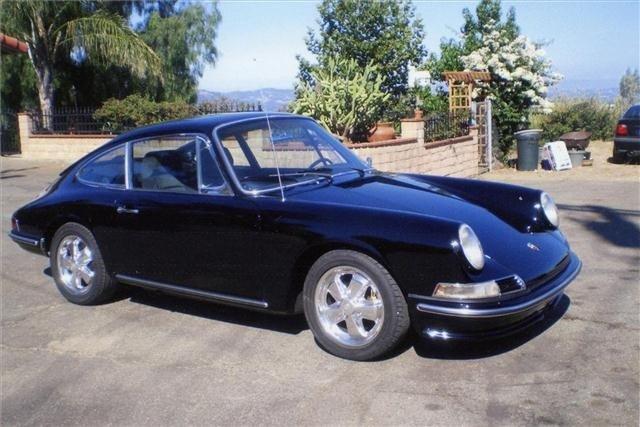 2W: 1967 Porsche 912 SWB COUPE