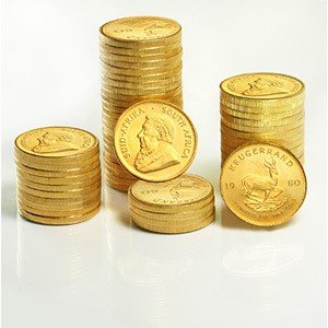1H: A 1 oz. Gold Kruggerand Bullion