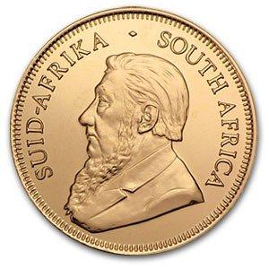 3H: A 1 oz. Gold Kruggerand Bullion