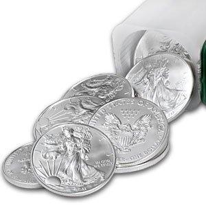 2D: A 1oz. Silver Eagle Bullion