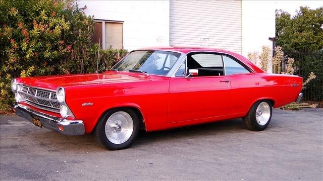 1J: 1967 Ford FAIRLANE 500