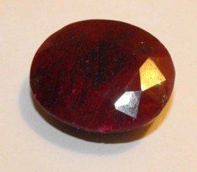 1A: 224.85 ct. Ruby Gemstone $ 22,480 GG PR