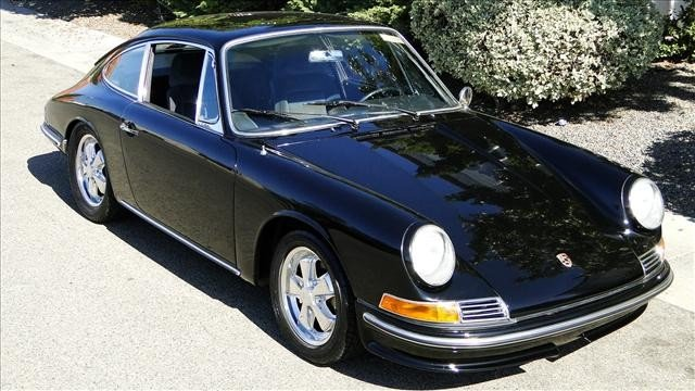 9J: 1967 Porsche 912/911 SWB COUPE