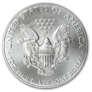 2B: A 1oz. Silver Eagle Bullion