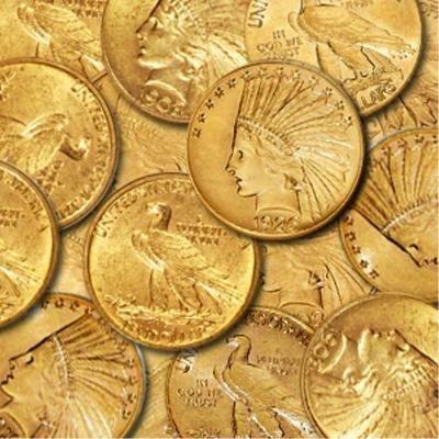 12S: A Random Date $ 10 Indian Head Coin