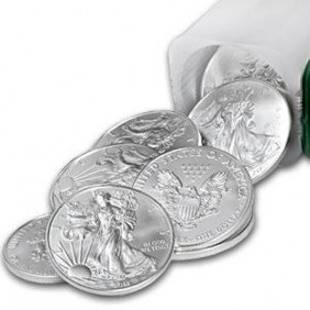 2D: A 1oz. Silver Eagle Bullion