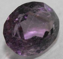 1A: A 4 Ct. natural Amethyst gemstone
