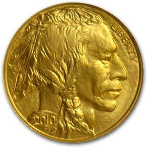 16S: 1 oz Gold Buffalo Bullion 24k Pure