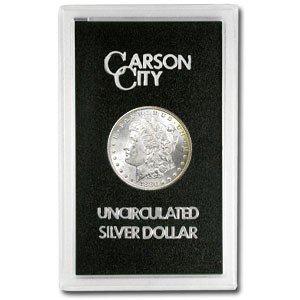 47S: 1880 CC GSA Morgan Silver Dollar