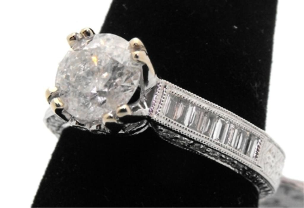 16M: $15,000 Appraised Diamond Ring