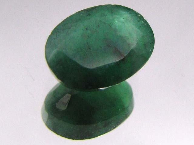 31V: 3.5 ct. Natural Emerald Gemstone