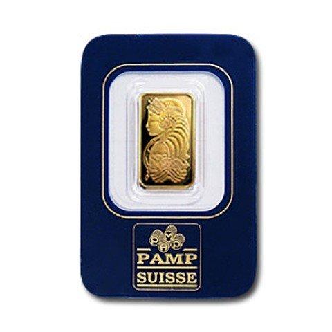 11O: 2.5 Gram Gold Bullion Pamp