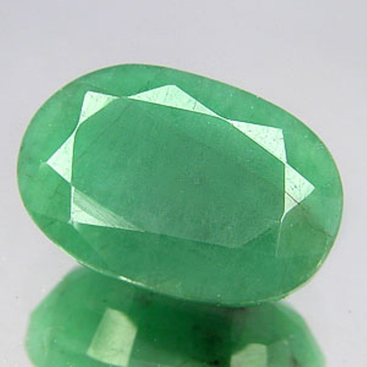 56Q: A 1 ct. Emerald Gem