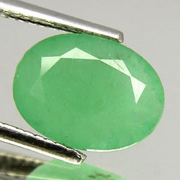 58Q: A 1 ct. Emerald Gem