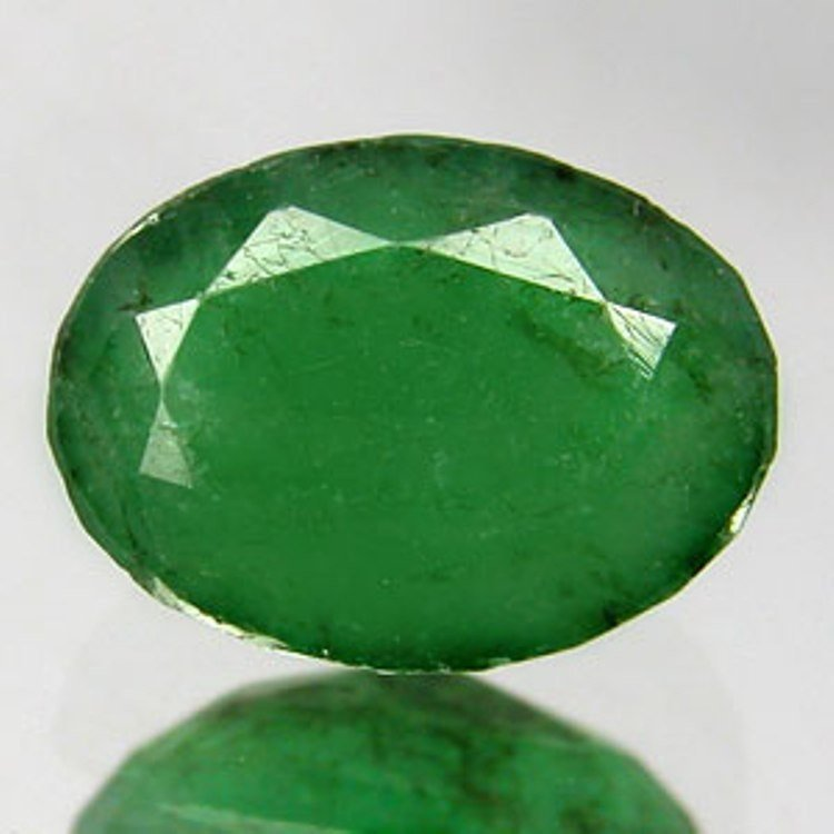 59Q: A 1 ct. Emerald Gem