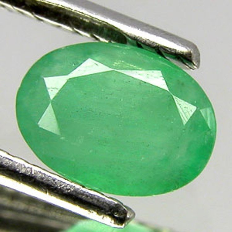 60Q: A 4 ct. Emerald Gem